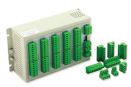 Система сбора информации состояния отходящих линий HVR DI/DO-64