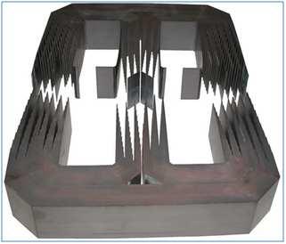 Технология производства магнитопроводов UNICORE