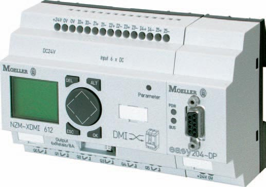 Модуль DMI