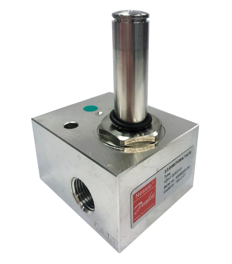 Электромагнитный клапан типа VDHT от DANFOSS
