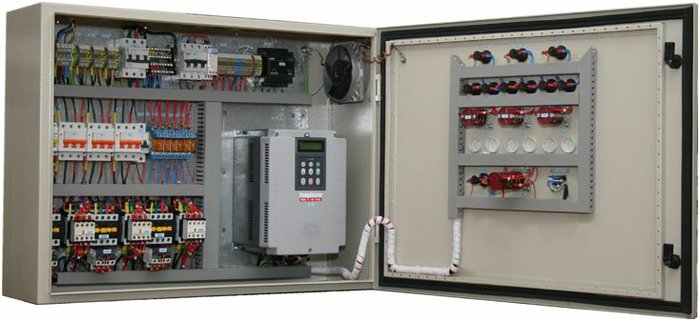 шкаф частотно-регулируемого управления (ШЧРУ)