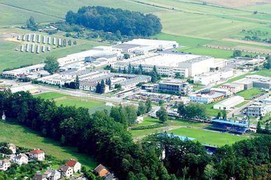 Чешский завод OEZ