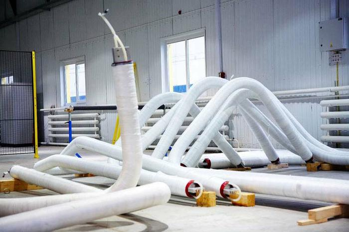 комплектные литые токопроводы типа ТКЛ