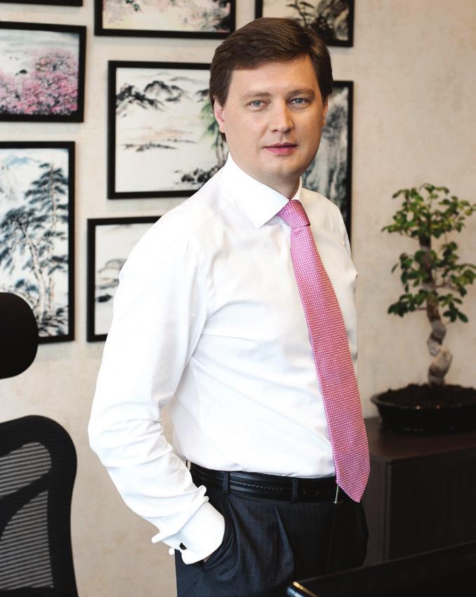Фото — В. В. Дадыка, генеральнй директор ООО «АтомСвет»