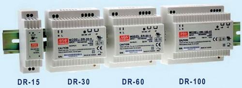 Источники питания серии DR-15, DR-30, DR-60, DR-100