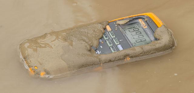 Цифровой мультиметр с измерением истинных среднеквадратичных значений Fluke 87V MAX