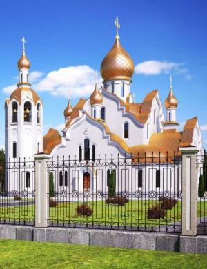 Храма в Архангельске-Тюрикове