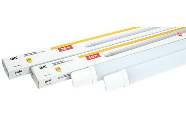 Светильники пылевлагозащищенные ДСП