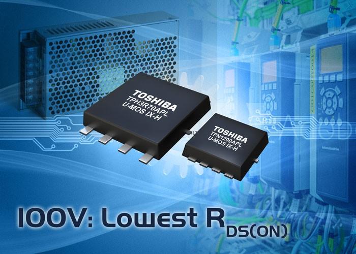 Низковольтные мощные МОП-транзисторы Toshiba с каналом n-типа