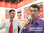 «Электро-2009»: интервью состенда компании EKF