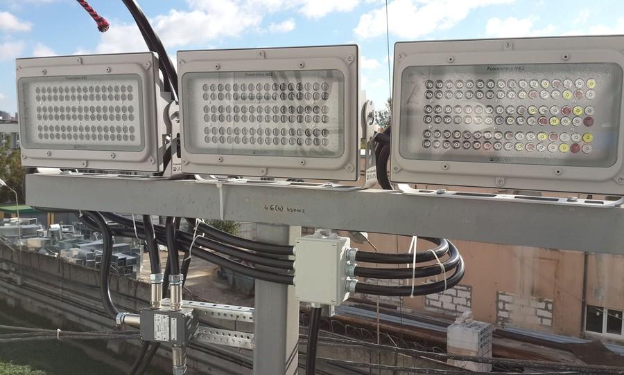 Прожекторы POWERSHINE MK2