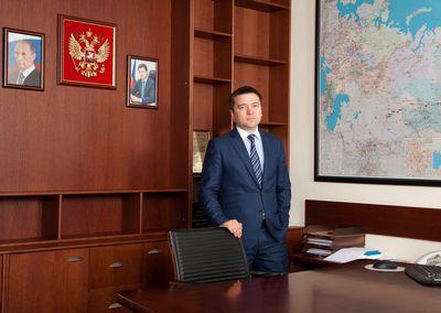 Генеральный директор ОАО «Выставочный павильон «Электрификация» Владимир Владимирович Затынайко