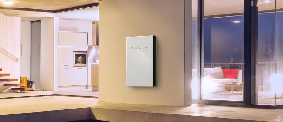 Накопитель Tesla Powerwall 2