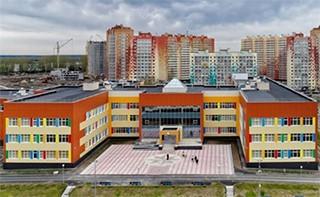 В 2018 году в г. Томске, на ул. Береговой открылось новое учебное здание