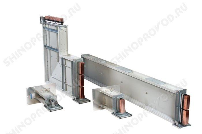 Шинопроводы с алюминиевыми и медными проводниками Eaton