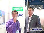 «Электро-2009»: интервью состенда компании ORTEA