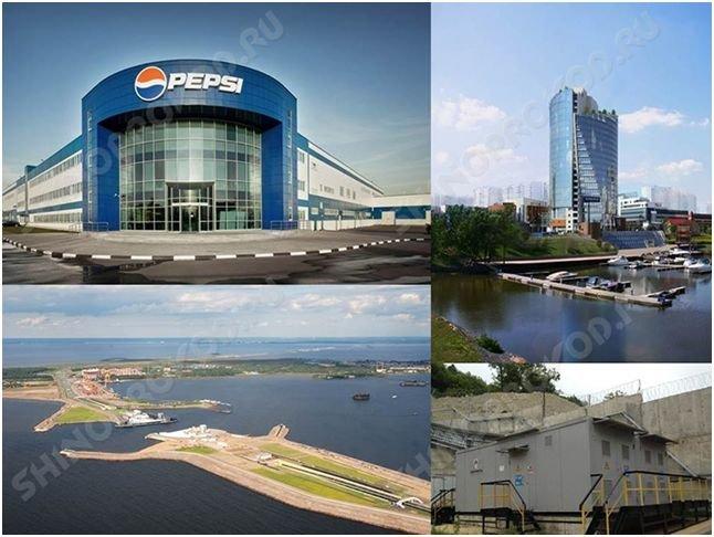 проекты на шинопроводе Siemens реализованы в РФ