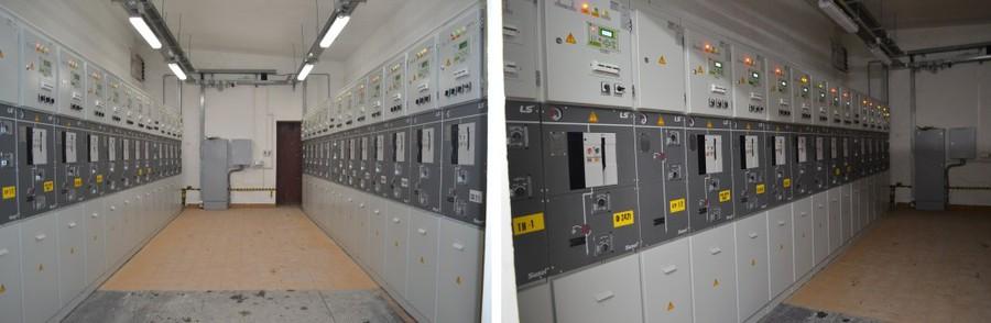 РП 803 АО «Омскэлектро»