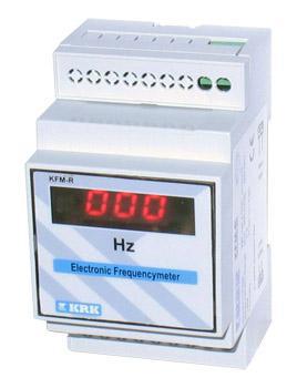 Частотомер KFM-R (DIN), 20-500 Гц (30-500 VAC)