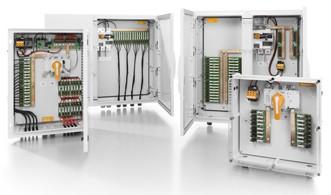 Соединительные коробки PV SMART