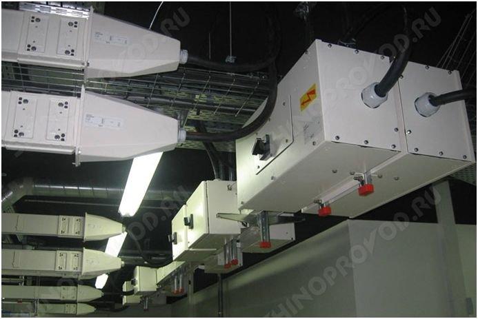 реализация проектов Schneider Electric