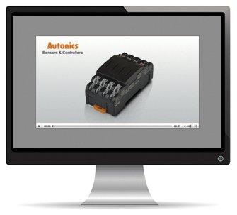 Модули удаленного ввода-вывода Autonics