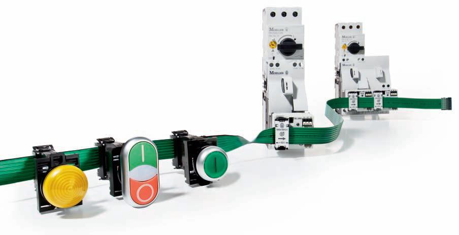 Пример подключения устройств на шину SWD