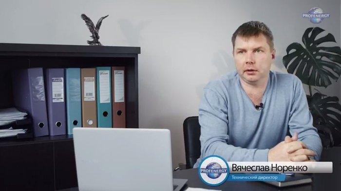 Вячеслав Норенко — технический директор компании-производителя брендов RUCELF и GLANZEN