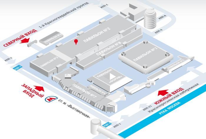 """Ждём вас 5 ноября в 12.00 по адресу:  """"Экспоцентр """" на Красной Пресне, Павильон 2, зал семинаров 3."""