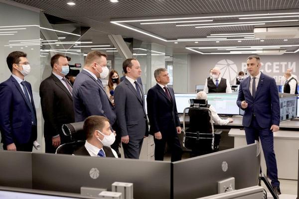 Россети ввели в работу 5 цифровых объектов в Центре и Приволжье