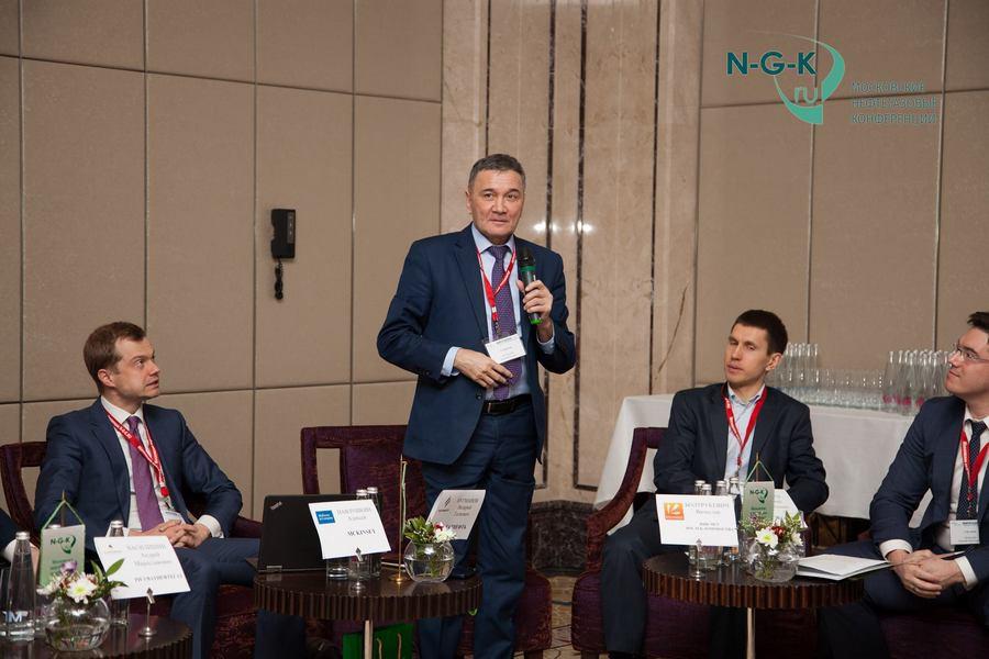 Встреча руководителей служб МТО нефтегазовых компаний