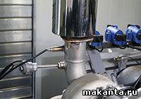 Управление газо-воздушной смесью