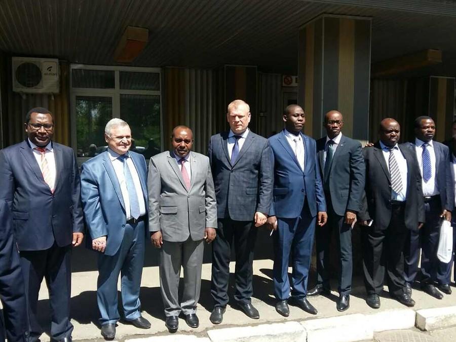 Делегация Бурунди посетила ООО «Сарансккабель»