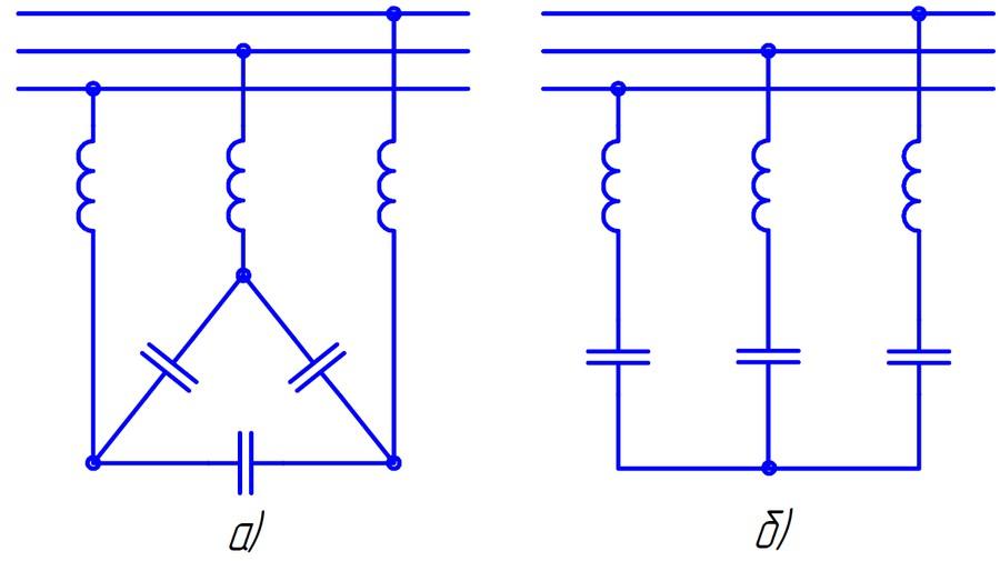 Настроенные пассивные фильтры