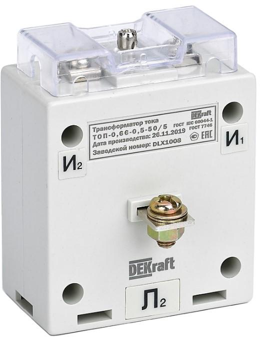 трансформаторы DEKraft ТОП-0,66