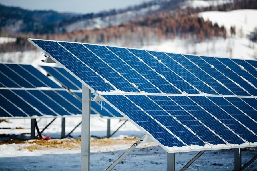 Гибридная энергоустановка в забайкальском крае