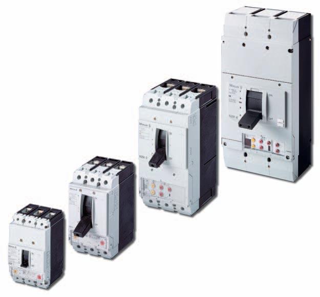 Автоматические выключатели серии NZM