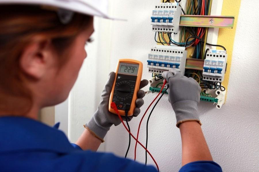 Проверка работоспособности оборудования с помощью мультиметра
