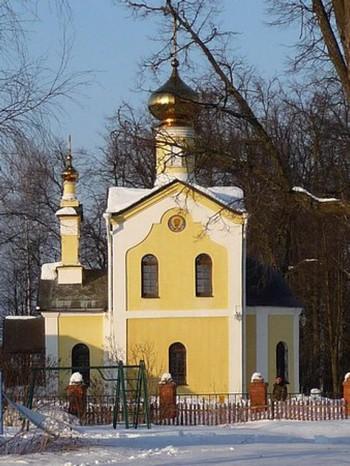 Анатолиевский храм в Щёлкове