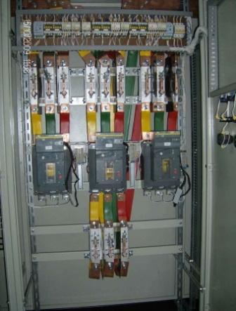 сборки электрического щита
