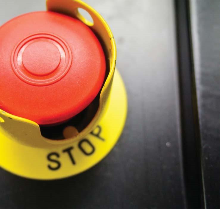 Кнопки аварийного останова конвейера винтовые конвейеры чертежи