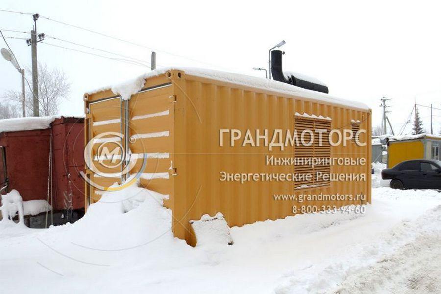 «ГрандМоторс» организовал аварийное электропитание в СИЗО Чебоксар