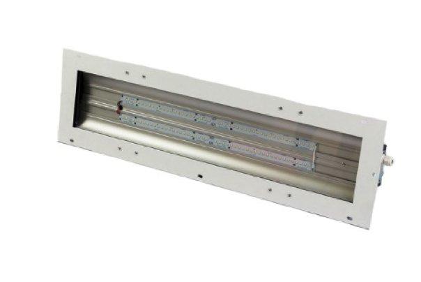 Светодиодный светильники для работы на АЗС АЭК-ДСП36-080-011