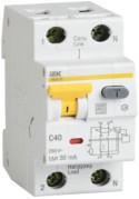 Автоматический выключатель дифференциального тока АВДТ 32 IEK®