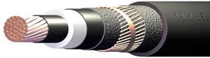 кабель с изоляцией из сшитого полиэтилена