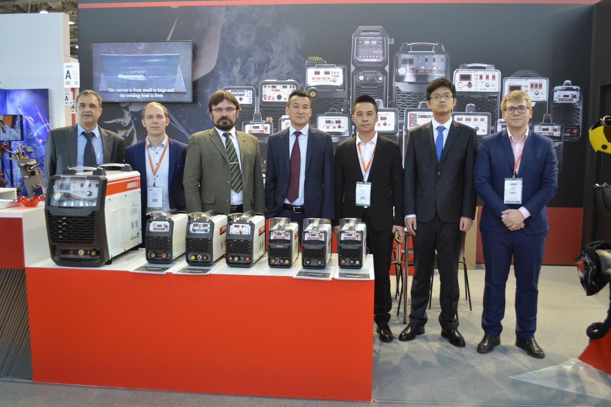 ANDELI GROUP CO., LTD — производитель широкого спектра низковольтного, трансформаторного и высоковольтного оборудования