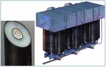 Кабельный трансформатор типа DryFormer