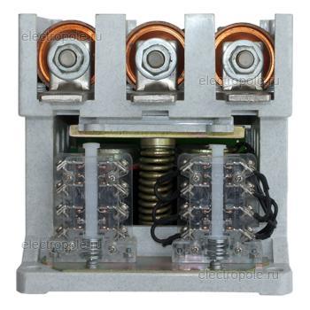 Контактор вакуумный КВ50 250А люкс (CKJ5), аналог КВ2, кат. ~220В, 4НО+4НЗ
