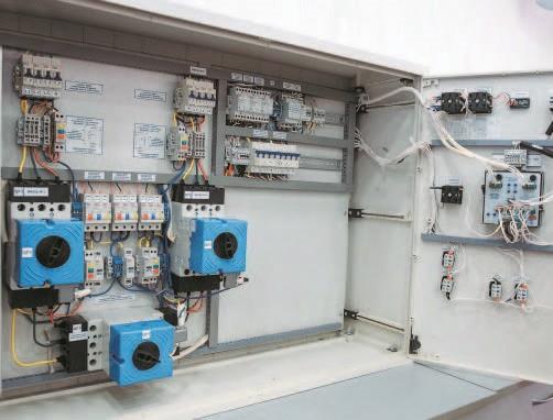 Системы защиты и электроснабжения